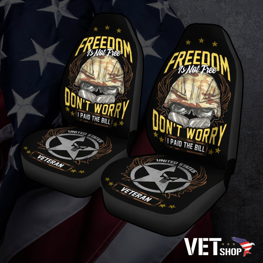 Freedom Seat Covers