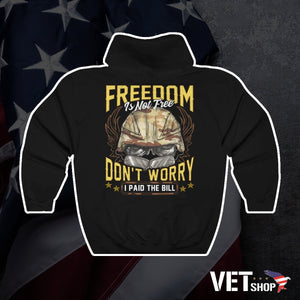 Freedom Is Not Free Hoodie