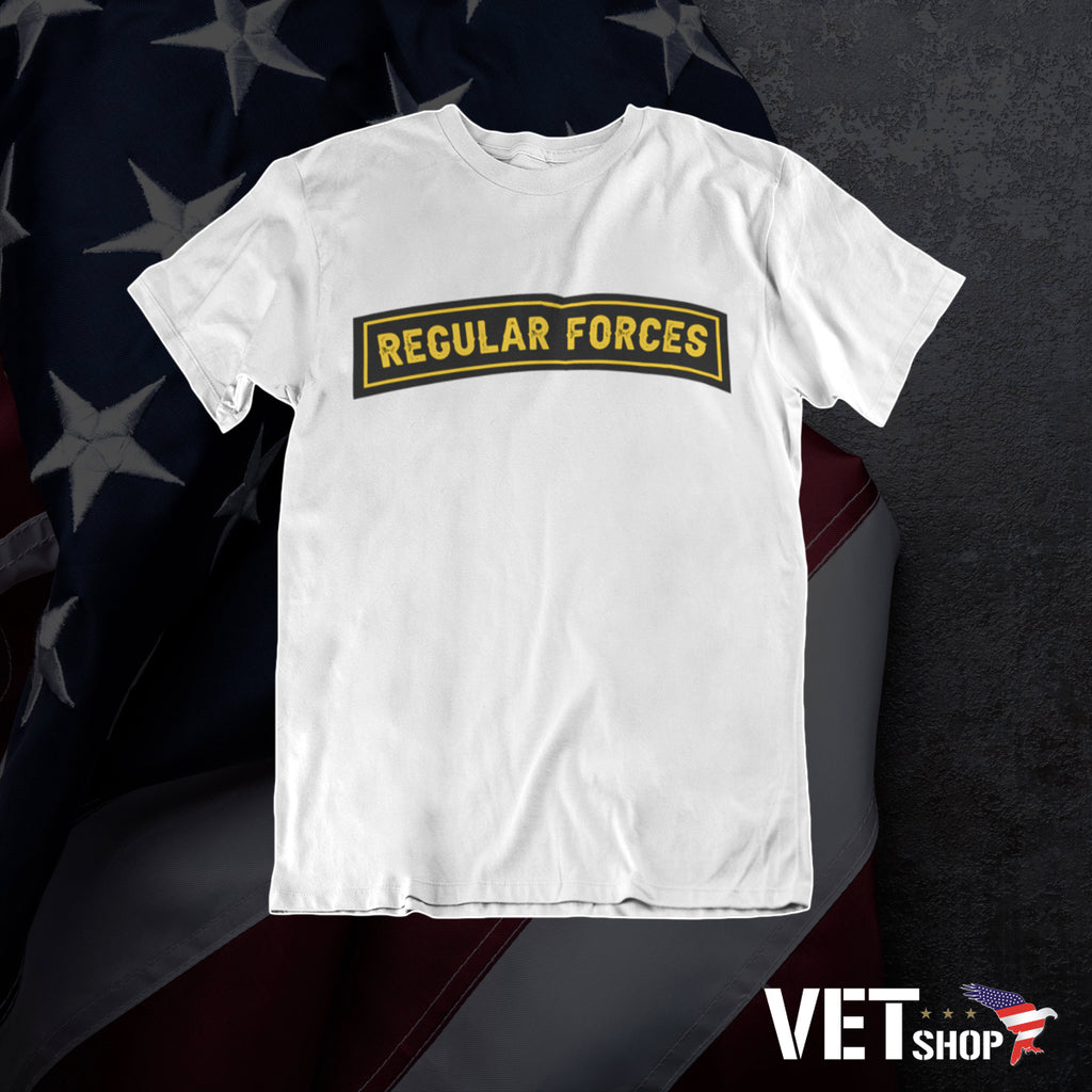 Regular Forces Tee