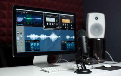 HOW TO: Process Vocals For Your Podcast / Video (Noise Reduction, Compression, EQ & Limiting)