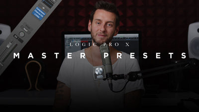 HOW TO: Install, Save & Apply Master Output Presets in LOGIC PRO X