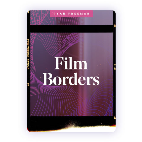 Organic Photo Film Borders