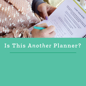 """Is this another planner?"""