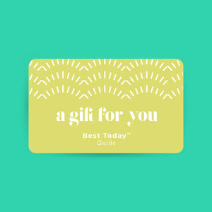 Best Today Guide Gift Card