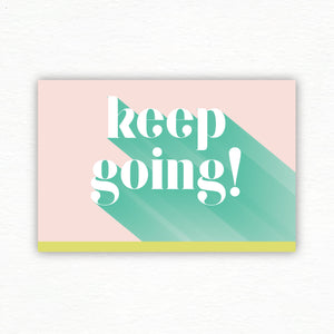 Best Today™ Postcards: Keep Going Set