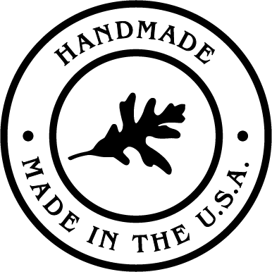 handmade made in the USA