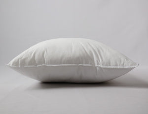 "Hypoallergenic Pillow Insert 18"" or 20"""