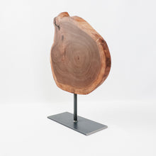 Load image into Gallery viewer, Wood Slice on Stand