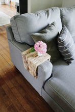 Load image into Gallery viewer, Spalted Maple Armrest Table
