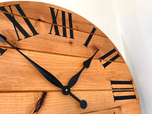 Load image into Gallery viewer, Large Alder Wall Clock
