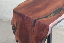 Load image into Gallery viewer, Sinker Redwood Waterfall Wood Laptop C Table