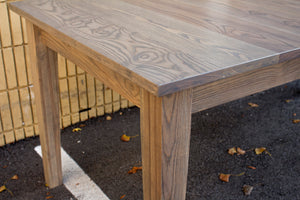 Modern Shaker Dining Table