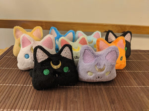 Moon Cat Blob Plush