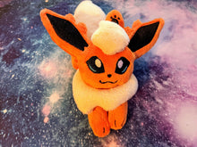 Load image into Gallery viewer, Flareon Kuttari Beanie Plush