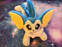 Load image into Gallery viewer, Vaporeon Kuttari Beanie Plush