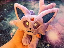Load image into Gallery viewer, Espeon Kuttari Beanie Plush