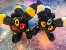 Load image into Gallery viewer, Umbreon Kuttari Beanie Plush
