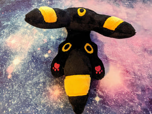 Umbreon Kuttari Beanie Plush