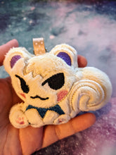 Load image into Gallery viewer, Marshal Plush Charm Keychain