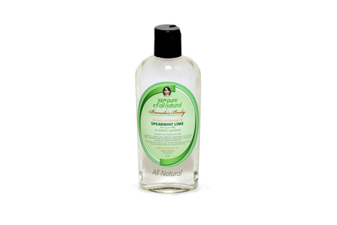 Lite Body and Massage Oil - Spearmint Lime
