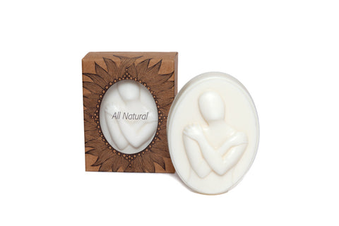 Unscented - Creamy Face and Body Soap