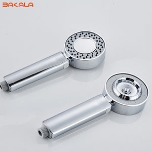 Double-sided Dual Function Shower Head