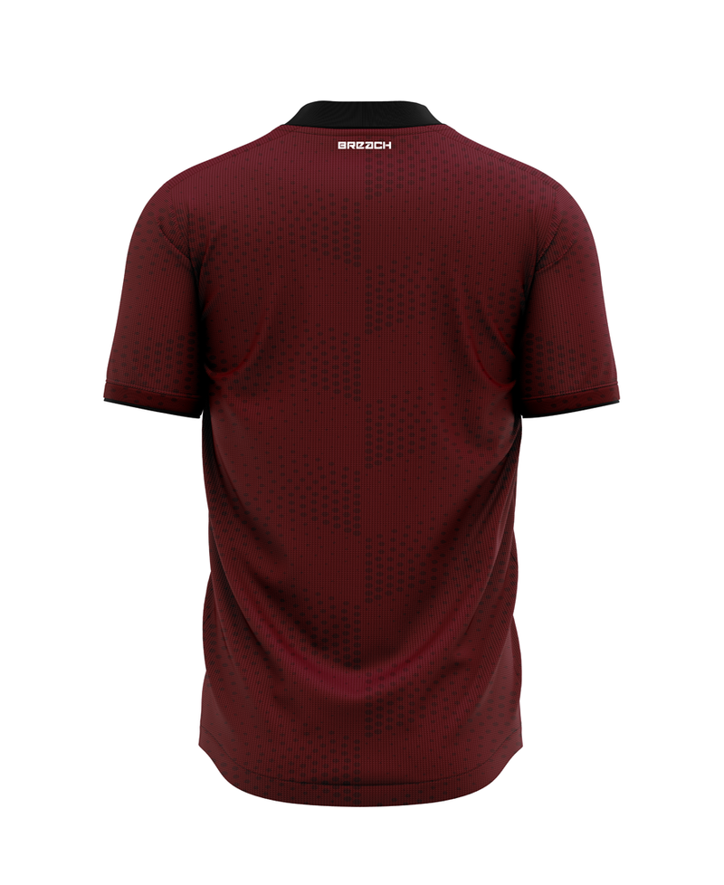 BA33 Men's Henley Tee