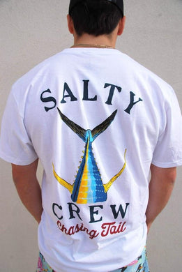 Large Salty Crew Tailed S/S T