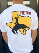 Load image into Gallery viewer, The Fort Cowboy Over Texas T