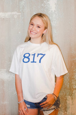 The Fort Clothing 817 Short Sleeve White