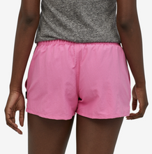 Load image into Gallery viewer, Women's Barely Baggies Shorts 2 1/2 in Marble Pink