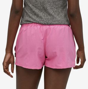 Women's Barely Baggies Shorts 2 1/2 in Marble Pink