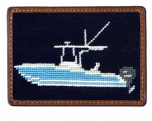 Load image into Gallery viewer, Smathers & Branson Needlepoint Card Wallet