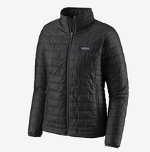 Load image into Gallery viewer, Patagonia W's Nano Puff Jacket Black