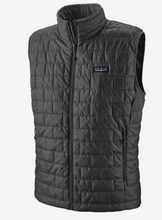 Load image into Gallery viewer, Patagonia M's Nano Puff Vest Forge Grey