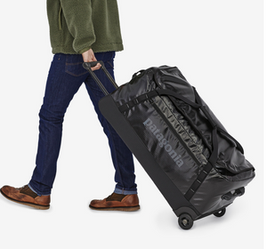 Patagonia Black Hole Wheeled Duffle 100L - Black