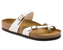 Load image into Gallery viewer, Birkenstock Mayari Pearl White