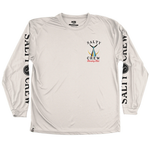 Salty Crew Tailed L/S Tech Tee