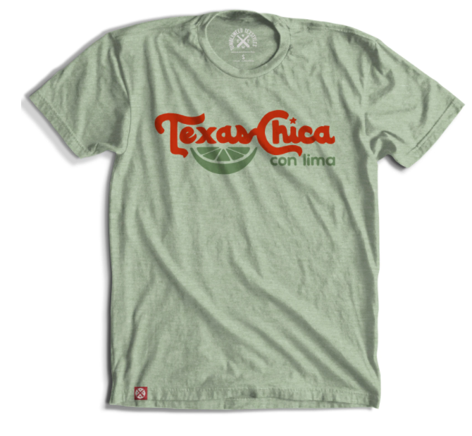Texas Chica Con Lima - Mint