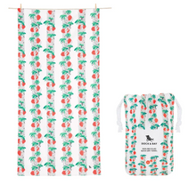 Load image into Gallery viewer, QUICK DRY BEACH TOWEL - JUNGLE COLLECTION