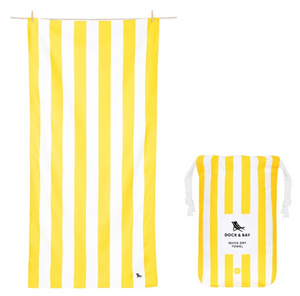 "QUICK DRY TOWEL - CABANA COLLECTION Large (65x31"")"
