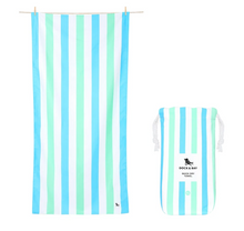 Load image into Gallery viewer, QUICK DRY BEACH TOWEL - SUMMER COLLECTION