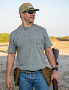 Hunt Texas Flag T-Shirt