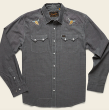 Load image into Gallery viewer, Crosscut Deluxe DESERT TRIP : SPACESHIP GREY OXFORD