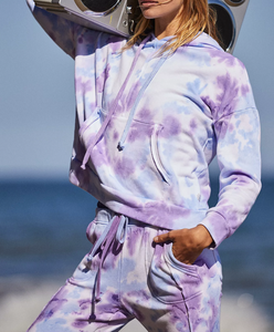 Tie-Dye Work It Out Hoodie