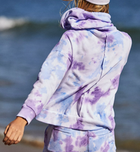 Load image into Gallery viewer, Tie-Dye Work It Out Hoodie