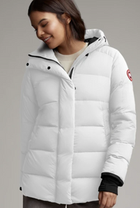 WOMEN'S ALLISTON DOWN JACKET White