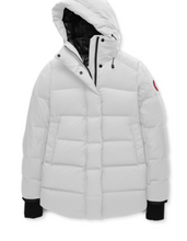 Load image into Gallery viewer, WOMEN'S ALLISTON DOWN JACKET White