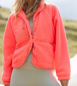 Hit The Slopes Fleece Jacket