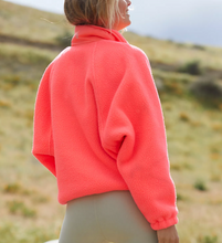 Load image into Gallery viewer, Hit The Slopes Fleece Jacket